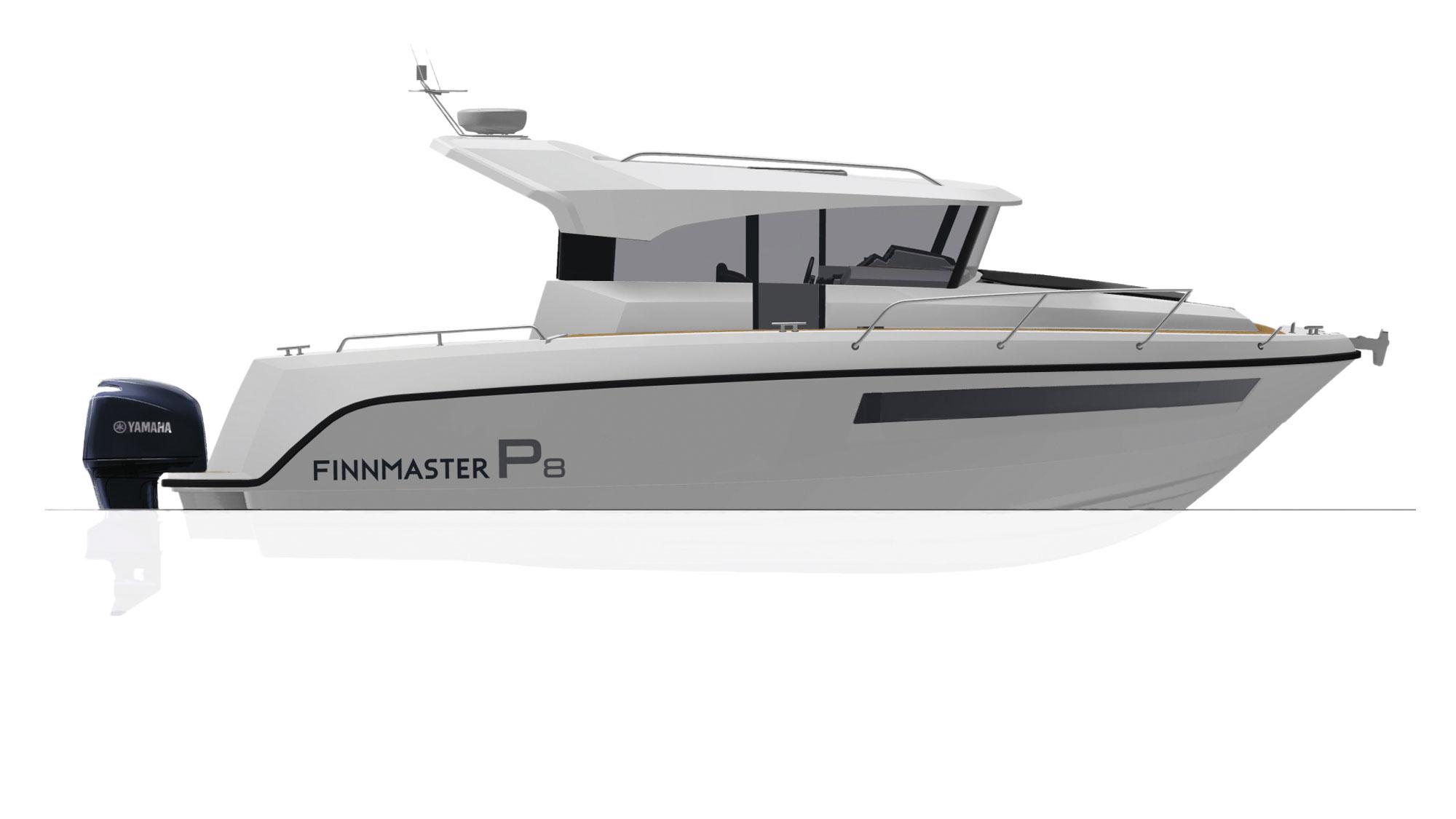 Finnmaster P8